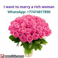 Muslim man is looking for a rich wife to start a family